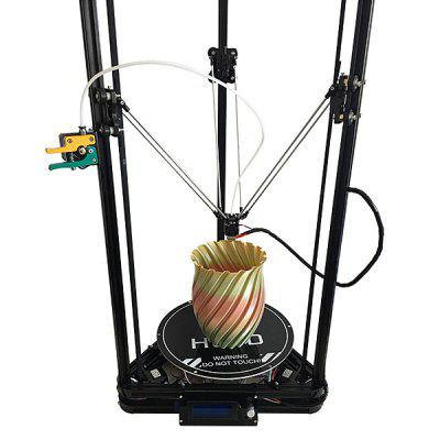 He3D K280 280 x 600mm Forming Size Delta 3D Printer Kit3D Printers, 3D Printer Kits<br>He3D K280 280 x 600mm Forming Size Delta 3D Printer Kit<br><br>Brand: He3D<br>File format: STL<br>Frame material: Aluminum<br>Host computer software: Pronterface,Repetier-Host<br>LCD Screen: Yes<br>Material diameter: 1.75mm<br>Memory card offline print: TF card<br>Model: K280<br>Nozzle diameter: 0.4mm<br>Nozzle quantity: Single<br>Package size: 70.00 x 30.00 x 11.00 cm / 27.56 x 11.81 x 4.33 inches<br>Package weight: 11.5000 kg<br>Packing Contents: 1 x He3D K280 Delta 3D Printer Kit<br>Packing Type: unassembled packing<br>Platform temperature: Room temperature to 110 degree<br>Print speed: 100 - 300mm/s<br>Product forming size: 280 x 600mm<br>Product size: 112.00 x 43.00 x 43.00 cm / 44.09 x 16.93 x 16.93 inches<br>Product weight: 10.2000 kg<br>Supporting material: HIPS, Nylon, ABS, Wood, PLA, Flexible PLA<br>System support: Linux,  Mac, Windows<br>Type: DIY