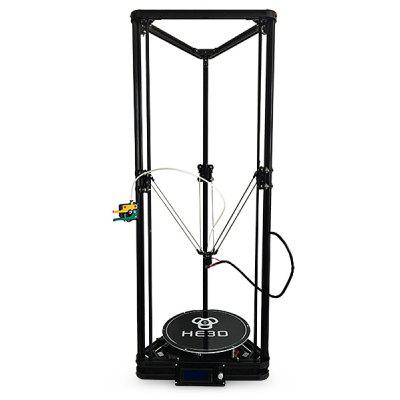 He3D K280 280 x 600mm Umformungsgröße Delta 3D Printer Kit
