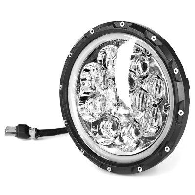 7 inch 60W 5D CREE LED HeadlightsCar Lights<br>7 inch 60W 5D CREE LED Headlights<br><br>Adaptable automobile mode: Harley Davidson, Jeep<br>Apply lamp position : External Lights<br>Color temperatures: 6000K<br>Connector: Cable Connector<br>Lumens: 6200LM<br>Package Contents: 1 x 7 inch 60W 5D CREE LED Headlights<br>Package size (L x W x H): 21.00 x 21.00 x 14.00 cm / 8.27 x 8.27 x 5.51 inches<br>Package weight: 1.5300 kg<br>Product size (L x W x H): 17.80 x 17.80 x 9.00 cm / 7.01 x 7.01 x 3.54 inches<br>Product weight: 1.3000 kg<br>Type of lamp-house : LED