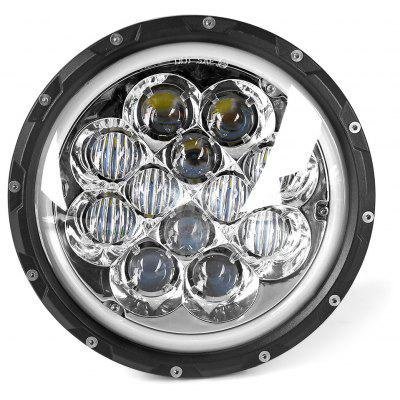 7 inch 60W 5D CREE LED Round Headlight for Harley Davidson / Jeep Wrangler