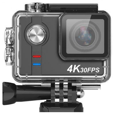 SO91 4K UHD WiFi Action Camera