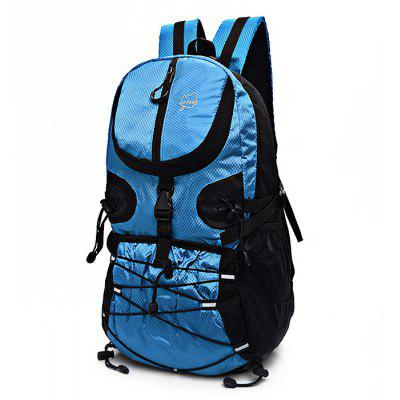 AOFENG Men Outdoor Multifunctional Backpack