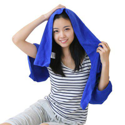Outdoor Sports Travelling Quick Dry TowelOther Sports Gadgets<br>Outdoor Sports Travelling Quick Dry Towel<br><br>For: Business Trip, Outdoor, Travel<br>Package Contents: 1 x Towel<br>Package size (L x W x H): 13.00 x 7.50 x 7.00 cm / 5.12 x 2.95 x 2.76 inches<br>Package weight: 0.1200 kg<br>Product weight: 0.0900 kg<br>Season: All seasons