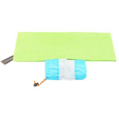 Buy GREEN Simple Microfiber Outdoor Sports Quick Dry Towel for $6.99 in GearBest store