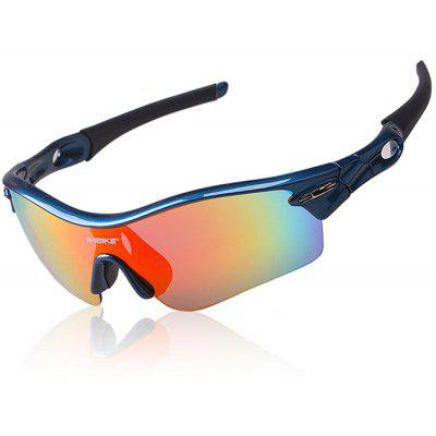Buy BLUE INBIKE IG911 Anti-UV Protective PC Lens Cycling Glasses for $17.23 in GearBest store