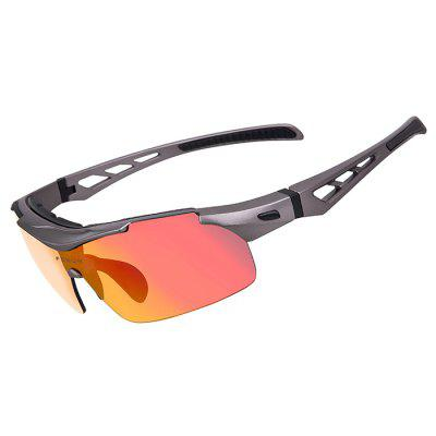 XS003 Unisex Protective Polarized Lens Cycling GlassesCycling Sunglasses<br>XS003 Unisex Protective Polarized Lens Cycling Glasses<br><br>Features: Polarized lens, Replaceable Lens<br>Frame Materials: TR90<br>Gender: Unisex<br>Lens material: TAC, PC<br>Package Contents: 5 x Lens, 1 x Box, 1 x Color Box, 1 x Lanyard, 1 x Cleaning Cloth, 1 x Storage Bag, 1 x Frame, 1 x Polarized Test Card, 1 x Hair Bands<br>Package Size(L x W x H): 21.00 x 11.00 x 15.00 cm / 8.27 x 4.33 x 5.91 inches<br>Package weight: 0.3200 kg<br>Product Size(L x W x H): 20.00 x 10.00 x 14.00 cm / 7.87 x 3.94 x 5.51 inches<br>Product weight: 0.2500 kg<br>Suitable for: Traveling, Camping, Cycling, Hiking, Mountaineering<br>Type: Goggle