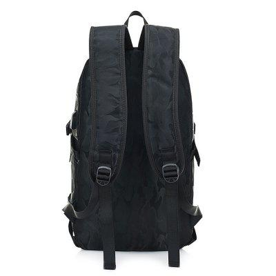 Men Outdoor Stylish Backpack with USB PortBackpacks<br>Men Outdoor Stylish Backpack with USB Port<br><br>Features: Wearable<br>Gender: Men<br>Material: Polyester<br>Package Size(L x W x H): 50.00 x 26.00 x 6.00 cm / 19.69 x 10.24 x 2.36 inches<br>Package weight: 0.7600 kg<br>Packing List: 1 x Backpack<br>Product weight: 0.7000 kg<br>Style: Casual, Fashion<br>Type: Backpacks