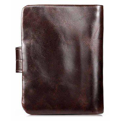 Retro Bifold Leather Wallet for MenWallets<br>Retro Bifold Leather Wallet for Men<br><br>Features: Wearable<br>Gender: Men<br>Material: Leather<br>Package Size(L x W x H): 14.00 x 10.00 x 3.00 cm / 5.51 x 3.94 x 1.18 inches<br>Package weight: 0.1170 kg<br>Packing List: 1 x Wallet<br>Product Size(L x W x H): 12.50 x 9.00 x 2.00 cm / 4.92 x 3.54 x 0.79 inches<br>Product weight: 0.0770 kg<br>Style: Casual, Fashion<br>Type: Wallet