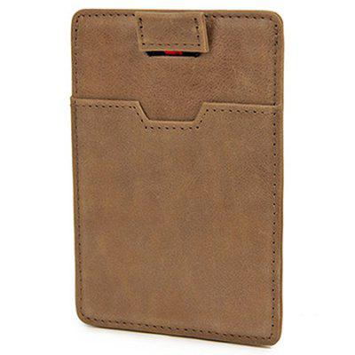 Men Slim Leather RFID Blocking Card HolderWallets<br>Men Slim Leather RFID Blocking Card Holder<br><br>Features: Wearable<br>Gender: Men<br>Material: Leather<br>Package Size(L x W x H): 12.00 x 9.00 x 2.00 cm / 4.72 x 3.54 x 0.79 inches<br>Package weight: 0.0600 kg<br>Packing List: 1 x Card Holder<br>Product Size(L x W x H): 11.00 x 8.00 x 0.20 cm / 4.33 x 3.15 x 0.08 inches<br>Product weight: 0.0200 kg<br>Style: Casual, Fashion<br>Type: Wallet