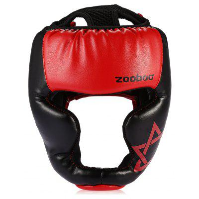 Zooboo Kids / Adults PU Boxing Head Guard Headgear