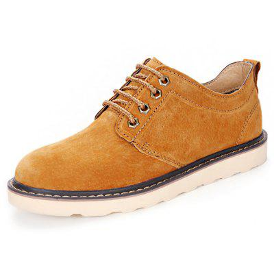 Male Casual Soft Solid Color Lace Up Leather ShoesCasual Shoes<br>Male Casual Soft Solid Color Lace Up Leather Shoes<br><br>Closure Type: Lace-Up<br>Contents: 1 x Pair of Shoes<br>Function: Slip Resistant<br>Materials: Rubber, Leather<br>Occasion: Tea Party, Shopping, Office, Holiday, Daily, Casual, Party<br>Outsole Material: Rubber<br>Package Size ( L x W x H ): 33.00 x 24.00 x 13.00 cm / 12.99 x 9.45 x 5.12 inches<br>Package Weights: 1.12kg<br>Pattern Type: Solid<br>Seasons: Autumn,Spring<br>Style: Modern, Leisure, Fashion, Comfortable, Casual, Business<br>Toe Shape: Round Toe<br>Type: Casual Leather Shoes<br>Upper Material: Leather