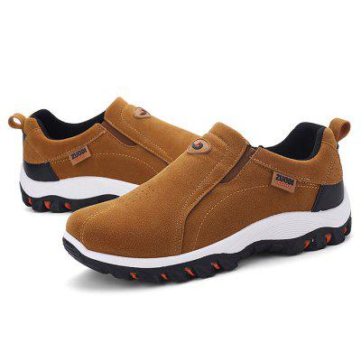 Male Breathable Soft Slip On Flat Boat Leisure ShoesCasual Shoes<br>Male Breathable Soft Slip On Flat Boat Leisure Shoes<br><br>Closure Type: Slip-On, Slip-On<br>Contents: 1 x Pair of Shoes, 1 x Pair of Shoes<br>Function: Slip Resistant, Slip Resistant<br>Materials: Suede, Rubber<br>Occasion: Tea Party, Shopping, Party, Holiday, Daily, Casual<br>Outsole Material: Rubber, Rubber<br>Package Size ( L x W x H ): 33.00 x 24.00 x 13.00 cm / 12.99 x 9.45 x 5.12 inches, 33.00 x 24.00 x 13.00 cm / 12.99 x 9.45 x 5.12 inches<br>Package Weights: 0.97kg, 0.97kg<br>Pattern Type: Solid<br>Seasons: Autumn,Spring, Autumn,Spring<br>Style: Modern, Fashion, Leisure, Modern, Leisure, Fashion, Comfortable, Comfortable, Casual, Casual<br>Toe Shape: Round Toe, Round Toe<br>Type: Casual Shoes<br>Upper Material: Suede, Suede