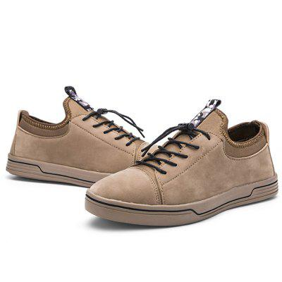 Male Stylish Casual Wearable Lace Up Retro Suede ShoesCasual Shoes<br>Male Stylish Casual Wearable Lace Up Retro Suede Shoes<br><br>Closure Type: Lace-Up, Lace-Up<br>Contents: 1 x Pair of Shoes, 1 x Pair of Shoes<br>Function: Slip Resistant, Slip Resistant<br>Lining Material: Leather, Leather<br>Materials: Suede, Suede, Rubber, Leather<br>Occasion: Holiday, Tea Party, Shopping, Party, Office, Holiday, Party, Daily, Shopping, Casual, Tea Party, Casual, Office, Daily<br>Outsole Material: Rubber, Rubber<br>Package Size ( L x W x H ): 31.00 x 21.00 x 11.00 cm / 12.2 x 8.27 x 4.33 inches, 31.00 x 21.00 x 11.00 cm / 12.2 x 8.27 x 4.33 inches<br>Package Weights: 0.67kg, 0.67kg<br>Pattern Type: Solid, Solid<br>Seasons: Autumn,Spring, Autumn,Spring<br>Style: Leisure, Modern, Leisure, Comfortable, Fashion, Modern, Business, Business, Casual, Casual, Comfortable, Fashion<br>Toe Shape: Round Toe, Round Toe<br>Type: Casual Leather Shoes<br>Upper Material: Suede, Suede