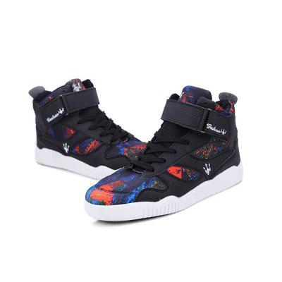 Male Breathable Mesh Elastic High Top Leisure ShoesCasual Shoes<br>Male Breathable Mesh Elastic High Top Leisure Shoes<br><br>Closure Type: Lace-Up<br>Contents: 1 x Pair of Shoes, 1 x Pair of Shoes<br>Function: Slip Resistant, Slip Resistant<br>Lining Material: Mesh, Mesh<br>Materials: Rubber, PU, Mesh<br>Occasion: Tea Party, Shopping, Party, Outdoor Clothing, Holiday, Daily, Casual<br>Outsole Material: Rubber, Rubber<br>Package Size ( L x W x H ): 31.00 x 21.00 x 11.00 cm / 12.2 x 8.27 x 4.33 inches, 31.00 x 21.00 x 11.00 cm / 12.2 x 8.27 x 4.33 inches<br>Package Weights: 0.93kg, 0.93kg<br>Seasons: Autumn,Spring<br>Style: Leisure, Casual, Comfortable, Modern, Fashion<br>Toe Shape: Round Toe, Round Toe<br>Type: Casual Shoes<br>Upper Material: PU, PU