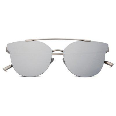 Western Style Unisex UV400 SunglassesStylish Sunglasses<br>Western Style Unisex UV400 Sunglasses<br><br>Frame material: Alloy<br>Functions: Windproof, Dustproof, UV Protection<br>Gender: For Unisex<br>Lens material: PC<br>Package Contents: 1 x Sunglasses<br>Package size (L x W x H): 16.00 x 7.00 x 8.00 cm / 6.3 x 2.76 x 3.15 inches<br>Package weight: 0.0638 kg<br>Product weight: 0.0338 kg