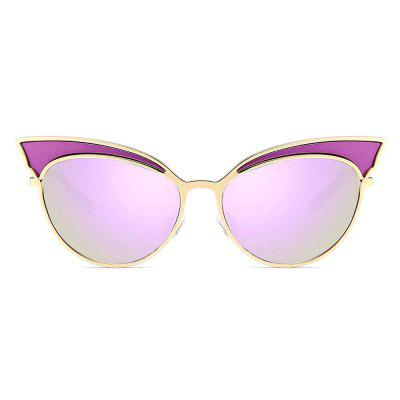 Fashion Multifunctional UV400 Unisex SunglassesStylish Sunglasses<br>Fashion Multifunctional UV400 Unisex Sunglasses<br><br>Frame material: Metal<br>Functions: UV Protection, Windproof, Dustproof, Fashion<br>Gender: For Unisex<br>Lens material: PC<br>Package Contents: 1 x Sunglasses, 1 x Sunglasses Box<br>Package size (L x W x H): 15.50 x 6.50 x 4.50 cm / 6.1 x 2.56 x 1.77 inches<br>Package weight: 0.1450 kg<br>Product weight: 0.0250 kg