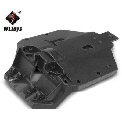 Original WLtoys 0001 Plastic Bottom Body Frame