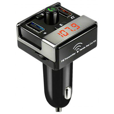 Chetaitai Y203 Car Digital Hands-free Bluetooth Car Charger