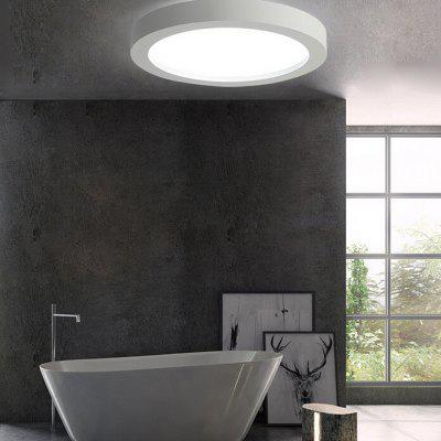 Modern Round LED Ceiling Light Unique Lamp 220V