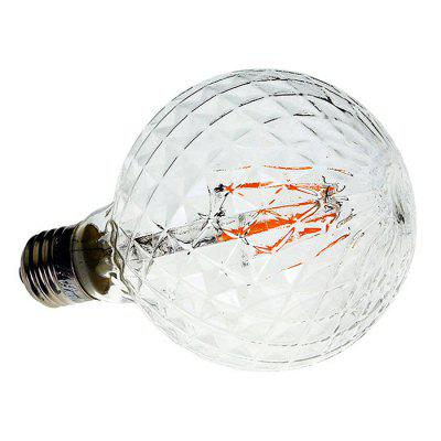 Creative Transparent Pineapple LED Filament Blub 220VGlobe bulbs<br>Creative Transparent Pineapple LED Filament Blub 220V<br><br>Bulb Shape: A15<br>Certifications: CE,FCC,RoHs<br>Color Temperature or Wavelength: 3000<br>Connection: E27<br>Connector Type: E27<br>Dimmable: No<br>Features: Dimmable<br>Finish: Aluminum<br>Initial Lumens ( lm ): 3600<br>LED Beam Angle: 180 Degree<br>LED Quantity: 1<br>LED Type: Dip LED<br>Lifetime ( h ): More Than  15000<br>Material: 7075 Aluminium<br>Package Contents: 1 x LED Filament Light<br>Package size (L x W x H): 10.00 x 10.00 x 14.50 cm / 3.94 x 3.94 x 5.71 inches<br>Package weight: 0.1810 kg<br>Plug Type: Electricity<br>Power Supply: AC Charger<br>Primary Application: Bedroom,Living Room or Dining Room,Table Decoration<br>Product size (L x W x H): 10.00 x 10.00 x 14.00 cm / 3.94 x 3.94 x 5.51 inches<br>Product weight: 0.0750 kg<br>Quantity: 1pc<br>Switch Type: On Off Switch<br>Type: LED Filament Bulbs<br>Voltage: 220V<br>Wattage: 40W