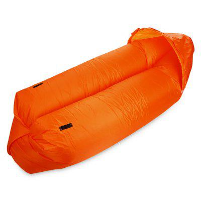 Portable 300kg Loading Inflatable Bed Sofa with Sun ShadeHammock and Sleeping Bags<br>Portable 300kg Loading Inflatable Bed Sofa with Sun Shade<br><br>Best Use: Backpacking,Camping,Casual,Hiking,Noon break,Travel<br>Features: Comfortable, Durable, Easy to Carry, Inflatable, Ultralight, Water Resistant<br>Package Contents: 1 x Inflatable Bed, 1 x Sun Shade, 1 x Storage Bag<br>Package Dimension: 33.00 x 20.00 x 10.00 cm / 12.99 x 7.87 x 3.94 inches<br>Package weight: 1.1100 kg<br>Product Dimension: 240.00 x 70.00 x 50.00 cm / 94.49 x 27.56 x 19.69 inches<br>Product weight: 1.0300 kg<br>Season: 4 Seasons<br>Suitable for: 1 Person<br>Type: Bed