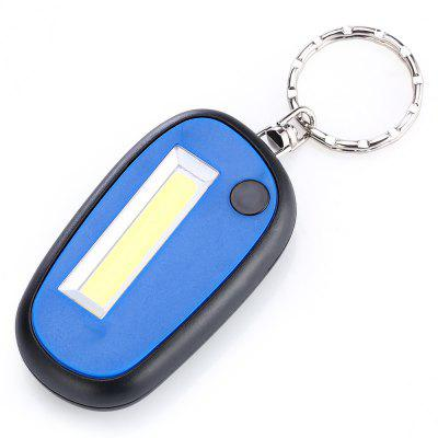 Portable EDC Light Camping Tent Safety Torch with Key Ring