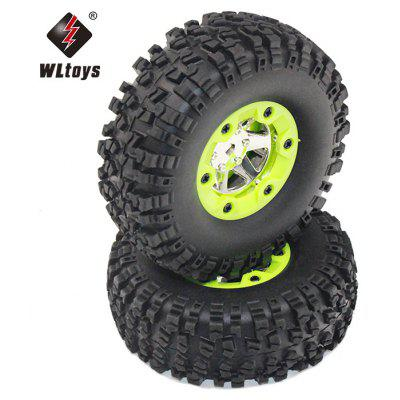 Original WLtoys 0070 Wheel 2pcs / set for 12428 RC Car