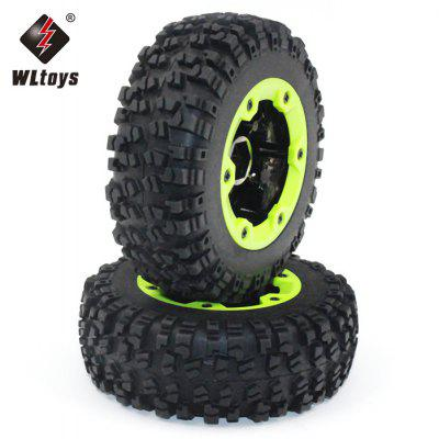 Original WLtoys 0071 Wheel 2pcs / set for 12428 RC Car