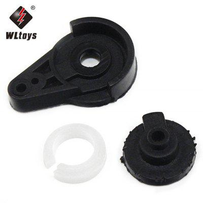 Original WLtoys 0033 Servo Gear Buffer Swing Arm Set