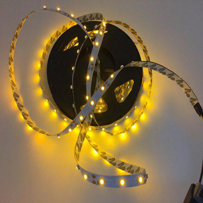 1PC RGB Flexible 3528 LED Light Strips DC12VLED Strips<br>1PC RGB Flexible 3528 LED Light Strips DC12V<br><br>Features: Flexible<br>Input Voltage: DC 12V<br>LED Type: SMD-3528<br>Length: 5M<br>Material: PC<br>Number of LEDs: 300<br>Optional Light Color: Yellow<br>Package Contents: 1 x LED Strip Light<br>Package size (L x W x H): 19.00 x 15.80 x 1.30 cm / 7.48 x 6.22 x 0.51 inches<br>Package weight: 0.0790 kg<br>Product size (L x W x H): 500.00 x 0.80 x 0.20 cm / 196.85 x 0.31 x 0.08 inches<br>Product weight: 0.0540 kg<br>Rated Power (W): 32W<br>SMD: 3528<br>Type: LED Strip<br>Waterproof: No