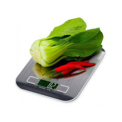 Stainless Steel Kitchen Mini ScaleOthers<br>Stainless Steel Kitchen Mini Scale<br><br>Battery Type: AAA<br>Package Contents: 1 x Electronic Scale<br>Package size (L x W x H): 20.00 x 16.00 x 4.00 cm / 7.87 x 6.3 x 1.57 inches<br>Package weight: 0.3600 kg<br>Product size (L x W x H): 18.00 x 14.00 x 1.70 cm / 7.09 x 5.51 x 0.67 inches<br>Product weight: 0.3200 kg<br>Type: Upright