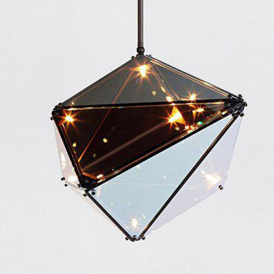 Industrial Retro Iron Creative Glasses Pendant Light 220VPendant Light<br>Industrial Retro Iron Creative Glasses Pendant Light 220V<br><br>Battery Included: No<br>Bulb Base: E27<br>Bulb Included: No<br>Chain / Cord Length ( CM ): 150cm<br>Features: Eye Protection<br>Fixture Height ( CM ): 61cm<br>Fixture Length ( CM ): 30cm<br>Fixture Width ( CM ): 30cm<br>Light Direction: Ambient Light<br>Number of Bulb: 1 Bulb<br>Package Contents: 1 x Light, 1 x Assembly Parts<br>Package size (L x W x H): 40.00 x 40.00 x 65.00 cm / 15.75 x 15.75 x 25.59 inches<br>Package weight: 6.0500 kg<br>Product weight: 5.0000 kg<br>Remote Control Supported: No<br>Shade Material: Iron, Glass<br>Stepless Dimming: No<br>Style: Modern/Contemporary<br>Suggested Room Size: 5 - 10?<br>Suggested Space Fit: Cafes,Dining Room,Hallway,Living Room<br>Type: Pendant Light<br>Voltage ( V ): AC220