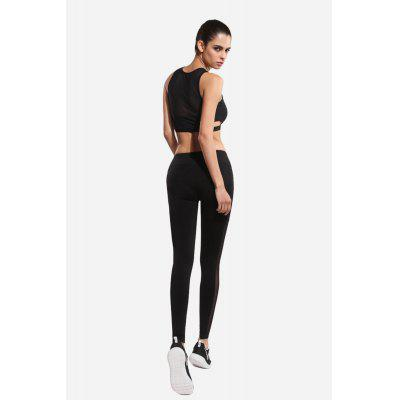 Female Comfortable Lightweight Highly Elastic Yoga PantsYoga<br>Female Comfortable Lightweight Highly Elastic Yoga Pants<br><br>Closure Type: Elastic Waist<br>Color: Black<br>Features: High elasticity, Breathable, Quick-Dry<br>Gender: Female<br>Material: Polyester<br>Package Content: 1 x Yoga Pants<br>Package size: 35.00 x 25.00 x 2.00 cm / 13.78 x 9.84 x 0.79 inches<br>Package weight: 0.1900 kg<br>Product weight: 0.1500 kg<br>Type: Pants