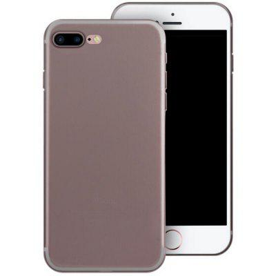 Ultra-thin Grind Arenaceous Feel Case for iPhone 7 Plus