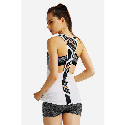 Female Comfortable Cotton Backless Quick Dry Yoga VestYoga<br>Female Comfortable Cotton Backless Quick Dry Yoga Vest<br><br>Features: Breathable<br>Gender: Female<br>Material: Cotton<br>Package Content: 1 x Vest<br>Package size: 35.00 x 25.00 x 2.00 cm / 13.78 x 9.84 x 0.79 inches<br>Package weight: 0.1900 kg<br>Product weight: 0.1150 kg<br>Type: Vest