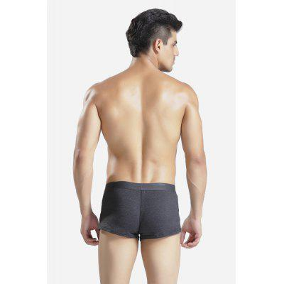 Male Stylish Leisure Sports Boxer ShortsMens Underwear &amp; Pajamas<br>Male Stylish Leisure Sports Boxer Shorts<br><br>Package Contents: 1 x Boxer Shorts<br>Package size: 20.00 x 20.00 x 2.00 cm / 7.87 x 7.87 x 0.79 inches<br>Package weight: 0.1100 kg<br>Product weight: 0.0800 kg