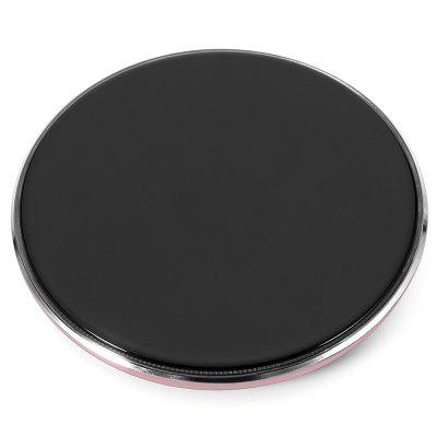 Glitz - 3 Qi Standard Wireless Charger Pad Quick ChargeChargers &amp; Cables<br>Glitz - 3 Qi Standard Wireless Charger Pad Quick Charge<br><br>Charging efficiency: More than 73 percent<br>Connection Type: Micro USB<br>Input: 5 - 9V / 1 - 2A<br>Material: ABS, Metal<br>Model: Glitz-3<br>Output: 5 - 9V / 1 - 1.6A<br>Package Contents: 1 x Wireless Charger, 1 x USB Cable, 1 x Chinese / English Manual<br>Package size (L x W x H): 18.00 x 11.00 x 3.00 cm / 7.09 x 4.33 x 1.18 inches<br>Package weight: 0.1300 kg<br>Product size (L x W x H): 8.00 x 8.00 x 0.90 cm / 3.15 x 3.15 x 0.35 inches<br>Product weight: 0.0560 kg<br>Type: Wireless Charger Launcher<br>Wireless transmission distance: No more than 8mm