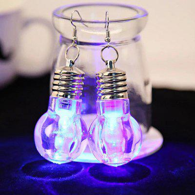 Colorful LED Luminous EarringsNovelty lighting<br>Colorful LED Luminous Earrings<br><br>Holder: Other<br>Material: Aluminium Alloy<br>Package Contents: 2 x LED Earrings<br>Package size (L x W x H): 10.00 x 8.00 x 6.00 cm / 3.94 x 3.15 x 2.36 inches<br>Package weight: 0.1000 kg<br>Product size (L x W x H): 5.50 x 2.80 x 2.80 cm / 2.17 x 1.1 x 1.1 inches<br>Product weight: 0.0600 kg<br>Suitable for: Exhibition