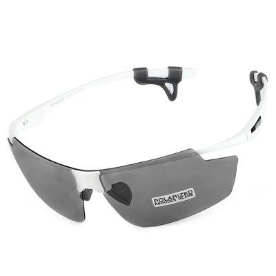 Buy WHITE INBIKE IG626 Protective Polarized Lens Cycling Glasses for $18.75 in GearBest store