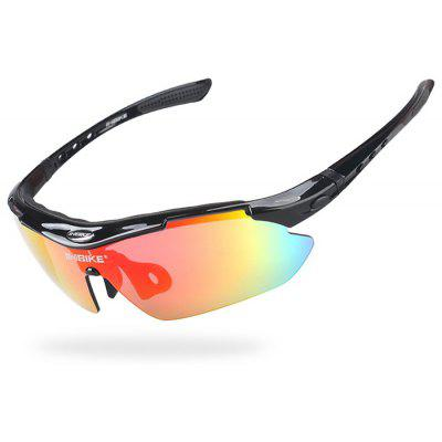 Buy BLACK INBIKE IG619 Protective Polarized Lens Cycling Glasses for $16.80 in GearBest store