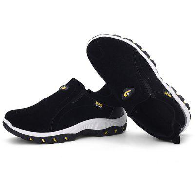 Male Breathable Soft Slip On Flat Boat Casual ShoesCasual Shoes<br>Male Breathable Soft Slip On Flat Boat Casual Shoes<br><br>Closure Type: Slip-On<br>Contents: 1 x Pair of Shoes<br>Decoration: Split Joint<br>Function: Slip Resistant<br>Materials: Rubber, Suede<br>Occasion: Party, Tea Party, Shopping, Holiday, Daily, Casual<br>Outsole Material: Rubber<br>Package Size ( L x W x H ): 33.00 x 24.00 x 13.00 cm / 12.99 x 9.45 x 5.12 inches<br>Pattern Type: Solid<br>Seasons: Autumn,Spring<br>Style: Casual<br>Toe Shape: Round Toe<br>Type: Casual Shoes<br>Upper Material: Suede