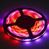 Jia Wen 5M 5050SMD LED Strip Light Décoration 100 - 240V - RGB