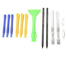13 in 1 Mobile Phone Tablet PC Case Opening Tools Kit