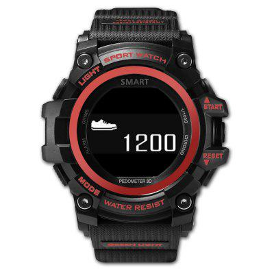 Zeblaze MUSCLE HR SmartwatchSmart Watches<br>Zeblaze MUSCLE HR Smartwatch<br><br>Alert type: Vibration<br>Band material: TPU<br>Band size: 23.5 x 2.7 cm<br>Battery  Capacity: 160mAh<br>Bluetooth calling: Callers name display,Phone call reminder<br>Bluetooth Version: Bluetooth 4.0<br>Brand: Zeblaze<br>Built-in chip type: Dialog DA14580<br>Case material: Rubber<br>Charging Time: About 2hours<br>Compatability: Android 4.4 or above and iOS 8.0 or above<br>Compatible OS: Android, IOS<br>Dial size: 5.5 x 5.5 x 1.75 cm<br>Groups of alarm: 3<br>Health tracker: Heart rate monitor,Pedometer,Sedentary reminder,Sleep monitor<br>IP rating: IP68<br>Language: English,French,German,Hebrew,Italian,Japanese,Korean,Norwegian,Polish,Portuguese,Russian,Spanish,Turkish,Ukrainian<br>Messaging: Message reminder<br>Notification: Yes<br>Notification type: WhatsApp, Facebook, G-mail, Twitter, Wechat, Skype<br>Operating mode: Touch Key<br>Other Function: Calender, Alarm<br>Package Contents: 1 x Smartwatch, 1 x English Manual, 1 x Charging Cable<br>Package size (L x W x H): 12.00 x 8.00 x 7.00 cm / 4.72 x 3.15 x 2.76 inches<br>Package weight: 0.2080 kg<br>People: Female table,Male table<br>Product size (L x W x H): 23.50 x 5.50 x 1.75 cm / 9.25 x 2.17 x 0.69 inches<br>Product weight: 0.0680 kg<br>RAM: 16K<br>Remote control function: Remote Camera<br>ROM: 256KB<br>Screen: OLED<br>Screen resolution: 160 x 68<br>Screen size: 0.96 inch<br>Shape of the dial: Round<br>Standby time: 20 - 25 days<br>Type of battery: Polymer battery<br>Waterproof: Yes<br>Wearing diameter: 15.5 - 23 cm