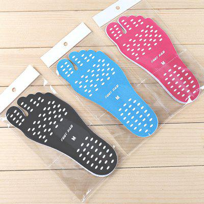 Pair of Beach Invisible Anti-slip Thermal Insulation Foot InsolesOther Water Sports Accessories<br>Pair of Beach Invisible Anti-slip Thermal Insulation Foot Insoles<br><br>Package Content: 1 x Pair of Foot Insoles<br>Package size: 17.00 x 12.00 x 2.00 cm / 6.69 x 4.72 x 0.79 inches<br>Package weight: 0.0600 kg<br>Product weight: 0.0200 kg