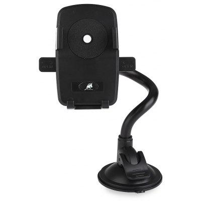 KELIMA 010 Car Adjustable Long Arm Suction Phones Holder