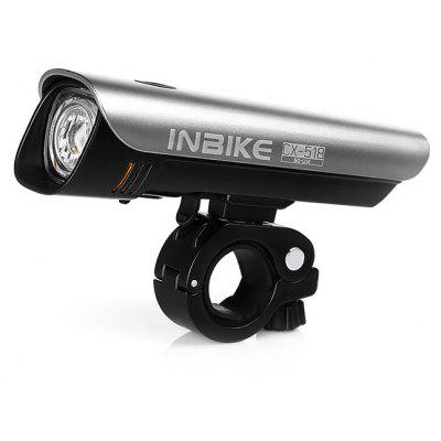 INBIKE 518 Waterproof USB Charging Bicycle Front Light