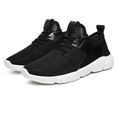 Masculino respirável Wearable Light Outdoor Athletic Shoes