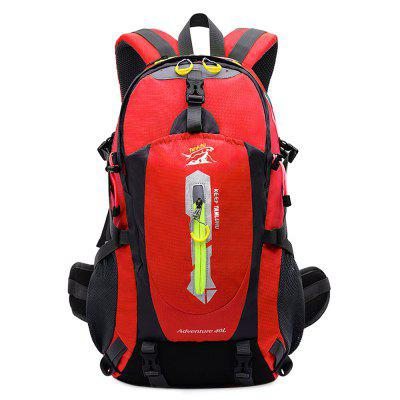 Men Fashion Outdoor Large Capacity BackpackBackpacks<br>Men Fashion Outdoor Large Capacity Backpack<br><br>Features: Wearable<br>Gender: Men<br>Material: Nylon<br>Package Size(L x W x H): 38.00 x 30.00 x 13.00 cm / 14.96 x 11.81 x 5.12 inches<br>Package weight: 0.8500 kg<br>Packing List: 1 x Backpack<br>Product weight: 0.8000 kg<br>Style: Casual, Fashion<br>Type: Backpacks