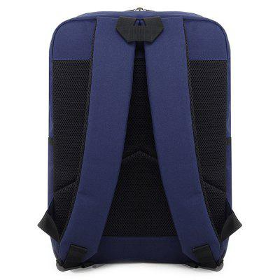 Men Fashion Business Computer BackpackBackpacks<br>Men Fashion Business Computer Backpack<br><br>Closure Type: Zip<br>Features: Wearable<br>Gender: Men<br>Material: Nylon, Polyester<br>Package Size(L x W x H): 43.00 x 32.00 x 5.00 cm / 16.93 x 12.6 x 1.97 inches<br>Package weight: 0.5600 kg<br>Packing List: 1 x Backpack<br>Product weight: 0.5000 kg<br>Style: Casual, Business<br>Type: Backpacks